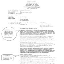 Resume Template Usa Government Resume Sample Cover Letter Government Job Application 10