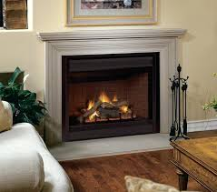 direct vent gas fireplace installation basement natural fireplaces for inserts s s