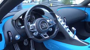 2018 bugatti chiron interior. unique interior 1500hp bugatti chiron interior view black and blue 3 intended 2018
