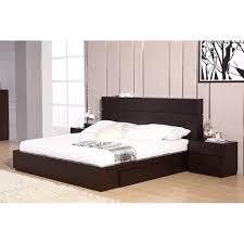 Loft platform bed Free Standing Loft Platform Bed With Storage All Furniture Usa Loft Platform Bed With Storage All Furniture Usa