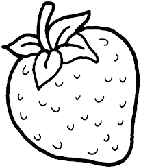 Apple Coloring Pages For Preschoolers Of Fruits Fruit Enigmatikco