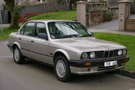 BMW 3 Series 1990 bmw 3 series : File:1990 BMW 318i (E30) 4-door sedan (2015-07-09) 01.jpg ...