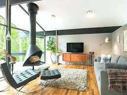 best mid century modern area rugs canada