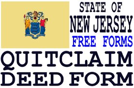 new jersey deed form new jersey quit claim deed form q d f com get a free quit claim
