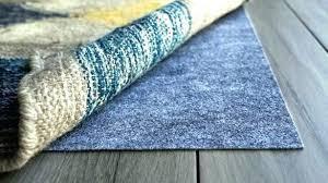 natural rubber and felt rug pad felt rug pad revisited natural rubber and felt rug pad