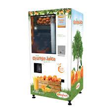 Orange Juice Vending Machine Amazing Fresh Squeezed Orange Juice Vending Machines Advance Vending