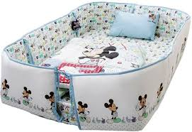 disney mickey mouse printed baby