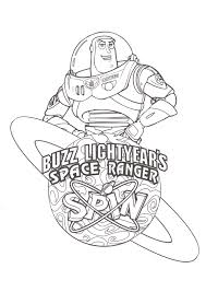 Small Picture Buzz Lightyear Coloring Pages Coloring Pages To Print