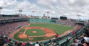 Fenway Seating Chart Pavilion Club Fenway Park Section State Street Pavilion Club Home Of
