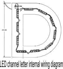 wiring diagram for led channel letters wiring business signs for columbus ohio car wraps color banners on wiring diagram for led channel letters