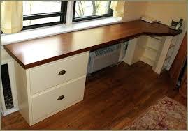 office desks desk height base cabinet large image for with file trendy home