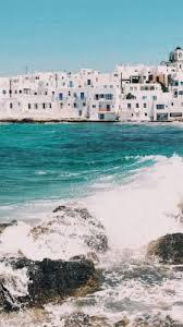 Image Ocean Waves lock Screenlockscreenwallpaper summer2017summer2017flowerspinkwhiteholidaysoceanseabluebeautifulbeautiful Lifelive Lifehealthy Tumblr Sea Wallpapers Tumblr