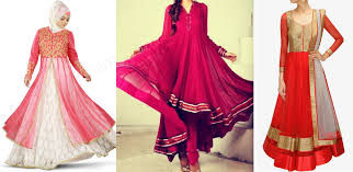 Frock Designs Gallery Latest Umbrella Frock Designs Collection 2016 17 For Asian Women