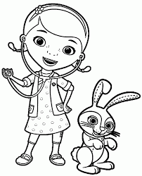 Small Picture Disney Junior Coloring Pages Online Coloring Pages