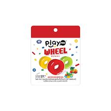 Gói kẹo dẻo bánh xe playmore 27g Greenbox Online