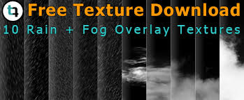 photoshop effects free free overlay textures for rain fog effects in photoshop