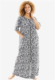 plus size robes plus size sleepwear robes slippers jessica london