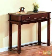 small end table with drawer accent tables with drawers pine cherry accent tables with 3 drawer