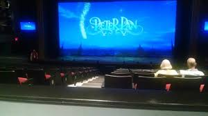 Maltz Jupiter Theatre Seating Chart View From Our Seats In Front Row Loge Picture Of The Wick