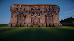 minecraft wall designs. Medieval Wall Design Minecraft Designs