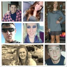 7 Dirtbags Were Involved In Violently Beating A Teenage Girl.