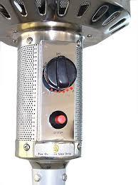 com az patio heaters thp thermo thermocouple for tall patio heater garden outdoor