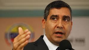 Miguel Rodríguez Torres, ministro de Interior y Justicia, anunció que espera poder reunirse con la rectora de la Universidad Central de Venezuela, ... - Miguel-Rodriguez-Torres-G-630x358-1