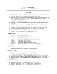 leading professional software testing cover letter. qa tester ...