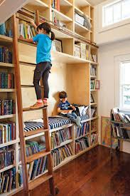 best diy ladder kits projects library ideas rolling ladders for bookcases absolutely love this use children