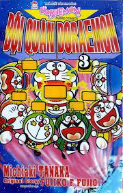 Sách Đội Quân Doraemon - Tập 3 (Tái Bản 2018) - FAHASA.COM