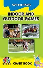 Indoor And Outdoor Games Chart Indoor Games Gallery