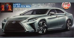 2018 lexus 460 ls. contemporary 2018 2018 lexus ls redesign for 460