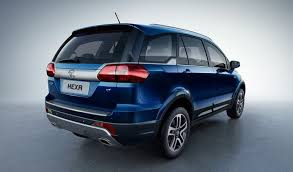 new car launches in january indiaTata Hexa records over 250 bookings in just two days SUV to be
