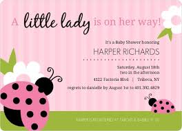 Baby Shower Invitation Backgrounds Free Interesting Girl Baby Shower Invitations Girl Baby Shower Invitations With The