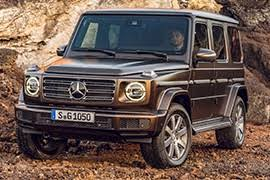G550 g wagon for sale everything working perfectly ok. Mercedes Benz G Klasse Models And Generations Timeline Specs And Pictures By Year Autoevolution
