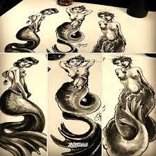 татуировки в стиле нео традишнл Neo Traditional Rustattooru