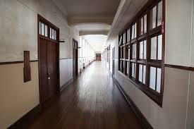 unlike some canadian high schools such as my old one toyosato elementary has a lot of windows allowing natural light to fill the corridors allowing natural light fill