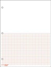 17 X 22 Graph Paper 1 4 Sqprint Your Own Colored Grid Graph Paper 1