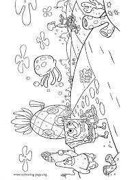 Spongebob Squarepants Spongebob Patrick And Squidward Tentacles