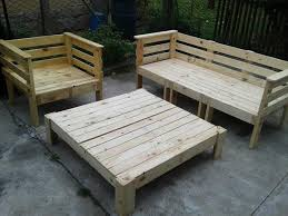 pallets outdoor furniture. new pallet furniture design ideas pallets outdoor a