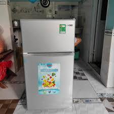 Chuyên mục mỗi ngày 1 khách hàng: Khách... - SINNI - Tủ lạnh mini 90 lít 2  cửa tiết kiệm điện