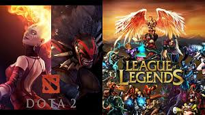 why dota 2 s start and play approach blows league of legends out