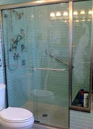 fine shower sliding glass doors chic walk in glass shower enclosures sliding glass shower doors advanced