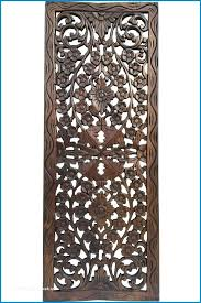 thai wall art decor admirably fl wood carved wall panel wood wall decor for of