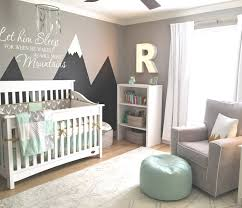 funky nursery furniture. Mint And Gray Mountain Themed Nursery 5 Trendy Unique Themes For 2017 Funky Furniture R