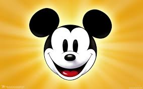 mickey mouse clipart in black and white clip art library