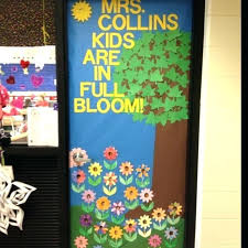 Spring classroom door decorations Public High School Spring Door Decorations Spring Classroom Door Decorations Beautiful Decorating Doors For Bulletin Boards Decoration Ideas Teachers Spring Door Decoration Rrkreationsco Spring Door Decorations Spring Classroom Door Decorations Beautiful