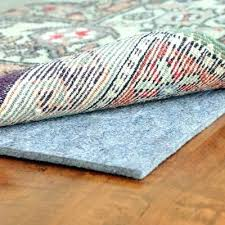 mohawk felt rug pad 8x10 pro ultra low profile and rubber