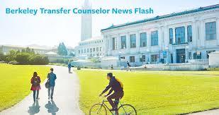 counselor news flash office of undergraduate admissions uc berkeley webinars