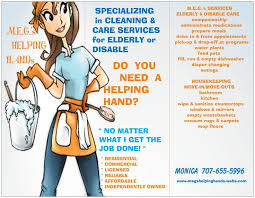 Housekeeping Flyers Templates Housekeeping Flyers Specializing In Cleaning Care For House